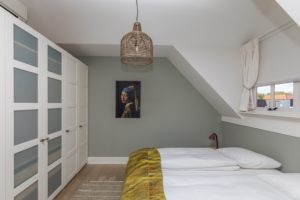 Aparte slaapkamer 6-pers.appartement